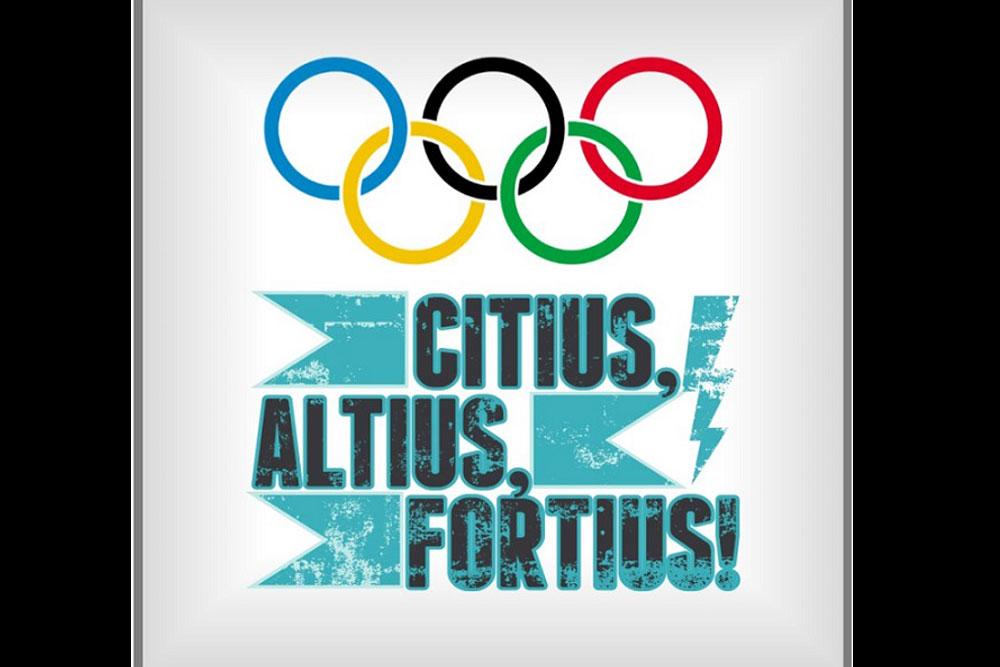Citius Altius Fortius