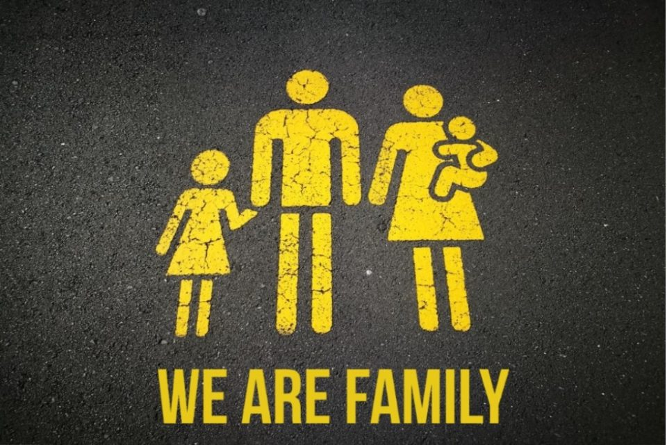 We Are Family Peacemakers Image